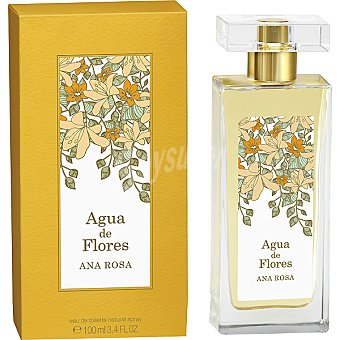 ANA ROSA  Agua de Flores, eau de toilette femenina Spray 100 ml