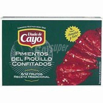 Viuda de Cayo Pimiento de piquillo confitado Lata 125 g