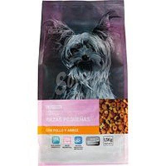 Eroski Alimento perro razas pequeñas 1,5Kg