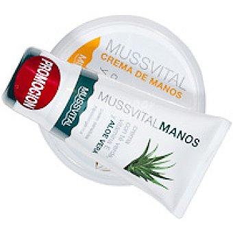 Mussvital Crema de manos 50 ml
