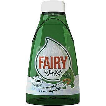 Fairy Ultra lavavajillas a mano concentrado espuma activa recambio 375 ml