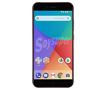 """Xiaomi Smartphone libre 13.97cm (5,5"""") Octa-Core, 4GB Ram, 32GB, microsd, 12 Mpx, Android One Mi A1 rojo"""