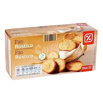 DIA Pan rustico hogaza paquete 240 grs Paquete 240 grs