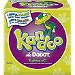 Toallitas infantiles aroma melón Pack 2 envases 60 unidades Kandoo Dodot