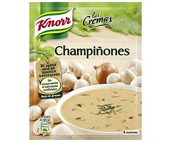 Knorr Crema de champiñones, sobre 62 gramos
