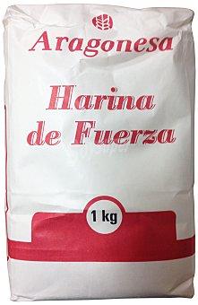 Aragonesa Harina fuerza Paquete 1kg