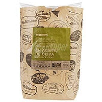 Eroski Patatas fritas estilo caseras oliva Bolsa 150 g