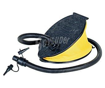 BESTWAY Hinchador de fuelle, 2 litros de caudal de aire y medidas de 23x15 centímetros 1 unidad