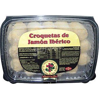 La Ermita de San Pedro Croquetas de jamón ibérico Bandeja 530 g