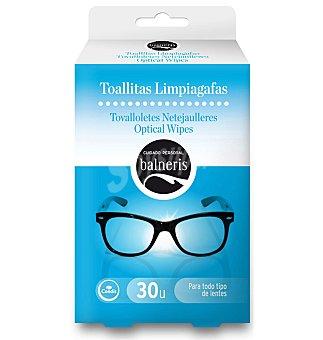 Condis Toallitas limpia gafas 30 UNI