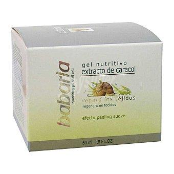 Babaria Gel extracto de caracol nutritivo 50 ml