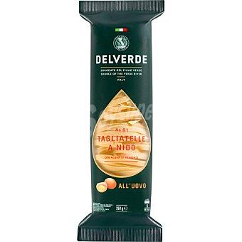 DELVERDE Tagliatelle al huevo Paquete 250 g