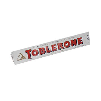 Toblerone Barra de chocolate blanco 100 g