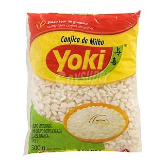 YOKI Harina de maíz blanco 500 g
