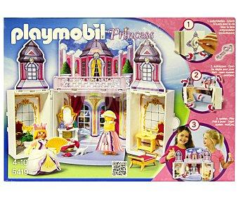 Playmobil Playset Cofre Castillo de Princesas, Modelo 5419, Princess 1 Unidad