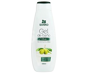 SANKO Gel de baño Oliva 1250 ml