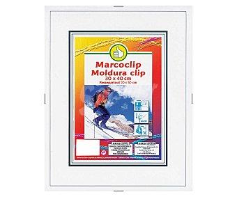Productos Económicos Alcampo Marco Clip 30x40cm 1 unidad