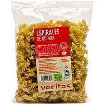 Veritas Espirales con quinoa Paquete 250 g