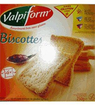 Valpiform Biscotes 250 g.