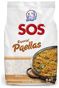 Sos Arroz especial paellas Paquete 1 kg