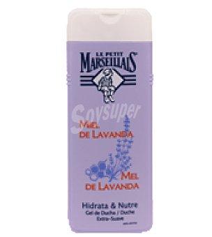 Le Petit Marseillais Gel de ducha lavanda 400 ml