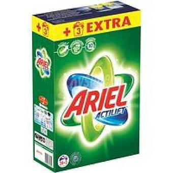 ARIEL Actilift Detergente polvo Maleta 28+3 dosis