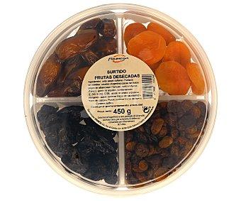 Frumesa Surtido de frutas desecadas Caja de 450 gramos
