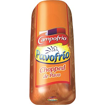 Campofrío Chopped de pavo cocido
