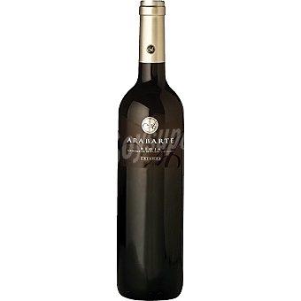 Arabarte Vino Tinto Crianza Rioja Botella 75 cl