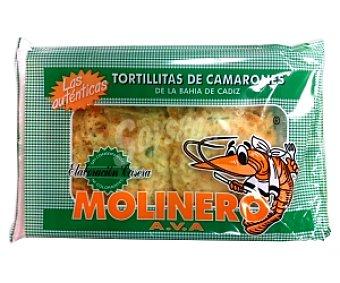 MOLINERO Tortilla de camarones 500 Gramos