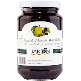Jakion Mermelada de manzana-mora Tarro 425 g