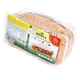 SELECT BEIKER pan de molde SIN GLUTEN  400 gr