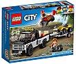 Juego de construcciones con 239 piezas Todoterreno del equipo de carreras, City 60148 1 unidad LEGO
