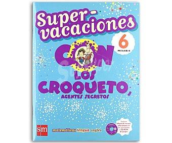 Editorial SM Súper Vacaciones 6 1 Unidad