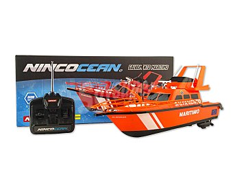 Ninco Barco Salvamento Marítimo de 46 centímetros manejado a través de mando radiocontrol 1 unidad