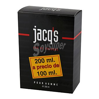 Jacq's Colonia masculina spray 200 ml