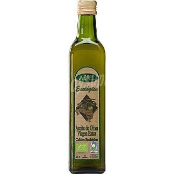 Abril Aceite de oliva virgen extra ecológico Botella de 500 ml