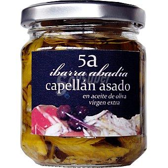 IBARRA ABADIA Capellan asado en aceite de oliva virgen extra Envase 190 g