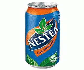 Nestea Bebida refrescante de té a la naranja Lata de 33 cl