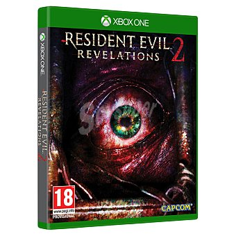 XBOX ONE Videojuego Resident Evil: Revelations 2  1 unidad