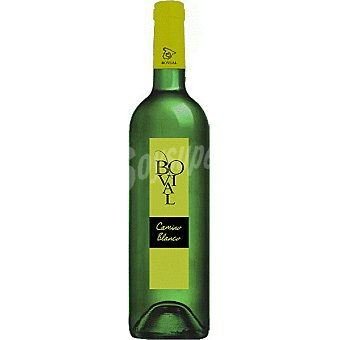 BOVIAL vino blanco de la Tierra de Castilla  botella 75 cl