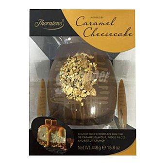 Thorntons Huevo caramelo cheescake 448 g
