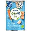 Nutripuffs snacks ecológicos de cereales con zanahoria desde 10 meses sin sal añadida Envase 35 g Naturnés Nestlé