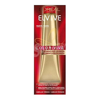 Elvive L'Oréal Paris Tratamiento postcoloración para cabellos teñidos 40 ml