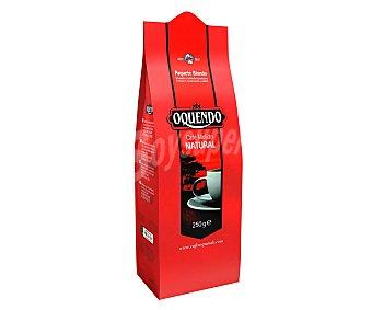 Oquendo Cafe natural molido Paquete 250 g