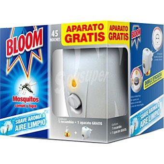 Bloom Insecticida volador eléctrico antimosquitos común y tigre fragancia a aire limpio recambio