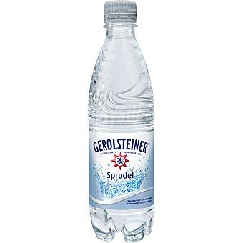 GEROLSTEINER SPRUDEL Agua con gas  botella 50 cl