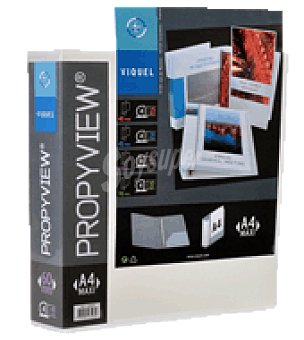 Carpeta A4 propyview personalizable