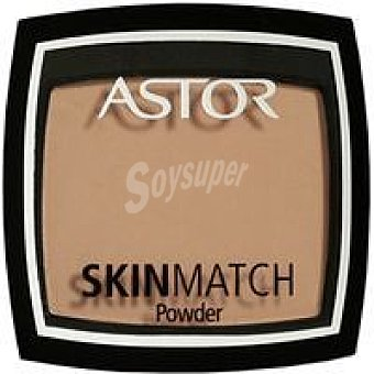 Astor Polvo compacto Skin 200 Match Pack 1 unid