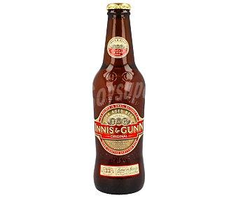 INNIS&GUNN Cerveza escocesa de tipo ale fuerte Botella de 33 centilitros
